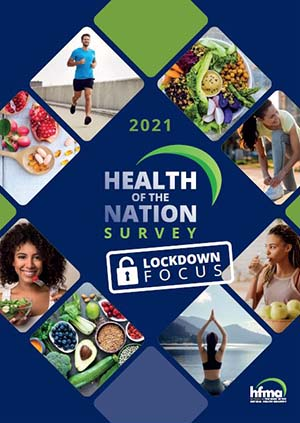 health of the nation 2021 front cover